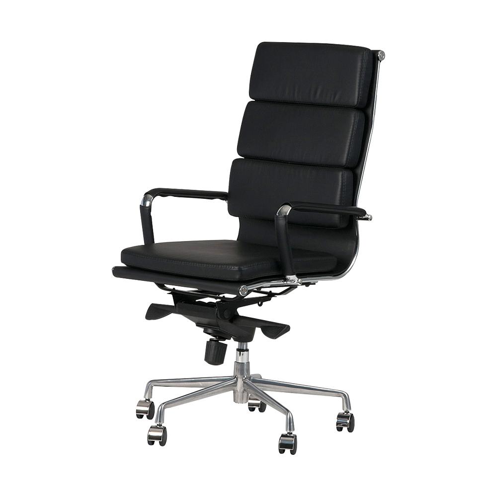 Mercury Padded Executive Chair